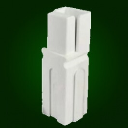 Anderson Powerpole PP15/45 WHITE