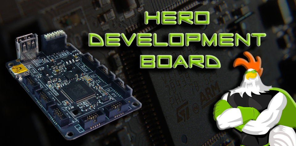 Hero Dev Board